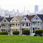 """Painted Ladies San Francisco"" by Wilford"