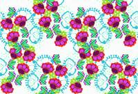 Lovely Blooms Pattern