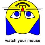 """""""watch your mouse"""" by Lonvig"""