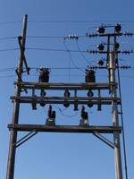 34.5-kV Metering & Switching Structure
