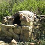 """Outdoor Stone Oven"" by anniepics"