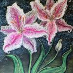 """Stargazer Lilies"" by ginster"