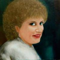 mom portrait Art Prints & Posters by Danni King