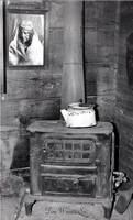 Jamestown Jail Stove