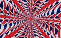 Union Flag Abstract
