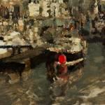 """Waiting for Traveling"" by OlegTrofimoff"