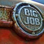 """Big Job"" by bavosiphotoart"