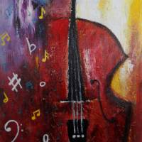 Let the Music Play Art Prints & Posters by Lisa Cripps