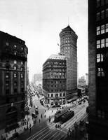 Hobart Building, Market and Montgomery by WorldWide Archive