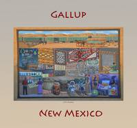 Downtown Wall Mural Gallup New Mexico
