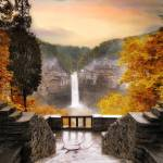 """Taughannock Falls"" by JessicaJenney"