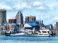Baltimore Skyline and Harbor