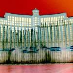 """""""My Vegas Bellagio 1"""" by RandallWeidner"""