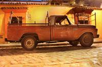 old truck by santo domingo1