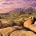 """Alabama Hills (Panorama)"" by pbk"