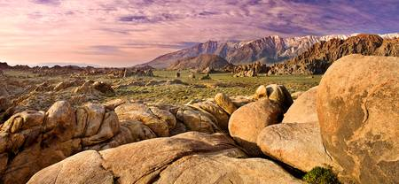 Alabama Hills (Panorama)