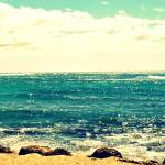 """Lanaikai Beach"" by bvconrad61"