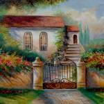 """""""Garden villa 2"""" by Unique_designs"""