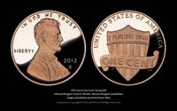 2012 United States Penny Proof