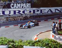 Pierluigi Martini at 1994 Monaco Grand Prix