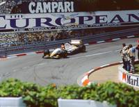 Pedro Lamy at 1994 Monaco Grand Prix