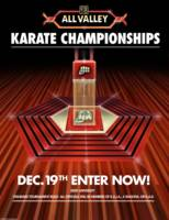 All Valley Karate Tournament