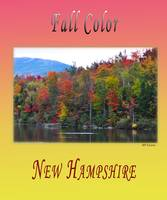 Poster New Hampshire Fall Color