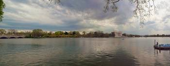Jefferson Memorial Panorama