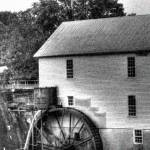 """Catawba Grist Mill 2011"" by Photographybyjim"