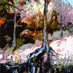 """Black Water of The Suwanee River"" by GinetteCallaway"