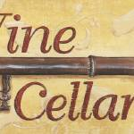 """Wine Cellar Sign"" by DebbieDeWitt"