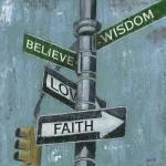 """""""Wise Street Signs 2"""" by DebbieDeWitt"""