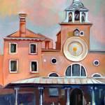 """San Giacometo di Rialto"" by painterflipper"