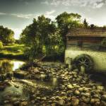 """""""The Old Mill"""" by Bendinglife"""