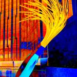 """My Vegas City Center 30"" by RandallWeidner"