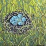 """Hidden in the Grass"" by Charlsiesprewell"
