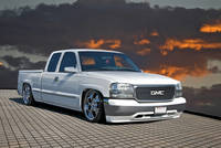 GMC w_Sunset
