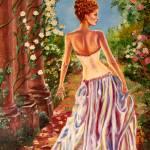 """""""Grove Pinup"""" by ArtlbyYelena"""