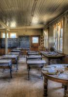 Old Bodie Schoolhouse