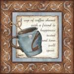 """""""Whimsical Coffee 2"""" by DebbieDeWitt"""