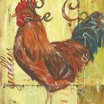 """Le Coq"" by DebbieDeWitt"