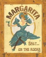 Vintage French Poster Margarita