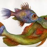 """""""Fishplay"""" by MiriamNerlove"""
