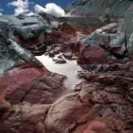 """Te Moana Rockpool Lakes"" by Kiwimunted"