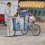 """Street Salesman"" by shajipanthayil"