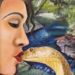 """""""Poisonous kiss"""" by shajipanthayil"""