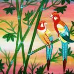 """""""Birds in paradise"""" by mkanvinde"""