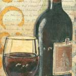 """Italian Wine and Grapes 1"" by DebbieDeWitt"
