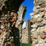 """Leiston Abbey ruins"" by SuffolkScenes"
