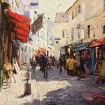 """Sunny Monmartre"" by OlegTrofimoff"